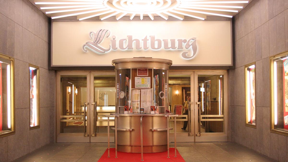 Lichtburg Kassenhaus